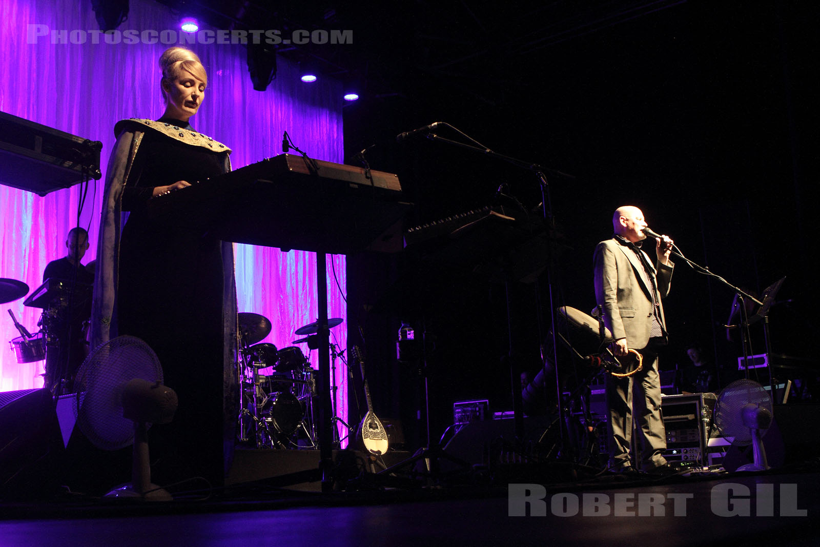 DEAD CAN DANCE - 2013-06-30 - PARIS - Zenith